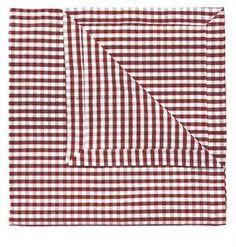 "Marieke 60""x98"" Table Cloth Livia Red"