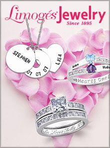 Picture of mothers rings from Limoges Jewelry catalog  #MySpringFashionPalette @catalogs
