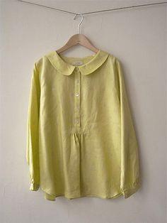 Linen blouse        .