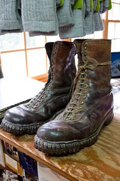 The Best Boots Ever Made! - Limmer Custom Made Hiking Boots ...