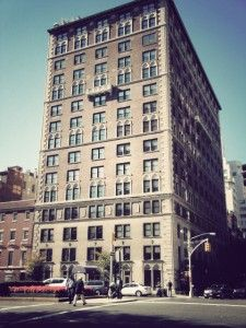 The Mayflower located on 610 Park Avenue is a gorgeous prewar building with grand open space apartments.