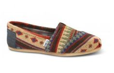 Tom's Women's Kilim Classics  #MountainHighOutfitters #Toms