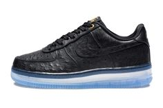 "Nike Air Force 1 Comfort Lux Low ""Black/Clear"""