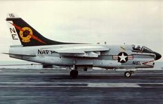 Ling-Temco-Vought (LTV - later Vought) A-7 Corsair II