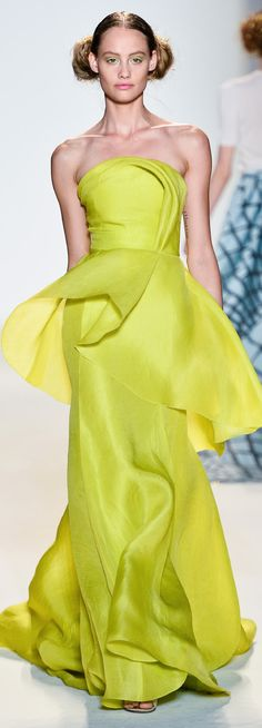 SPRING 2014 RTW Lela Rose look37