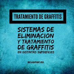 Limpieza de graffitis en fachadas y escaparates, En Alicante y Murcia.