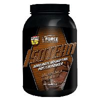 New iForce Nutrition Isotean! High quality Whey Protein Isolate!