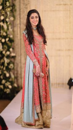 Amirah ellahi chaudhry in bunto kazmi Pakistani Wedding Dresses, Formal Dresses For Weddings, Pakistani Bridal, Pakistani Outfits, Indian Dresses, Indian Outfits, Bridal Dresses, Pakistani Clothing, Formal Wedding