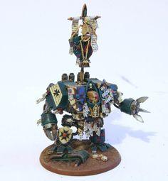 Custom Chapter Dreadnought