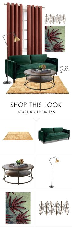 """""""Z.R"""" by mayadh-alshehri ❤ liked on Polyvore featuring interior, interiors, interior design, home, home decor, interior decorating, NOVICA and New View"""