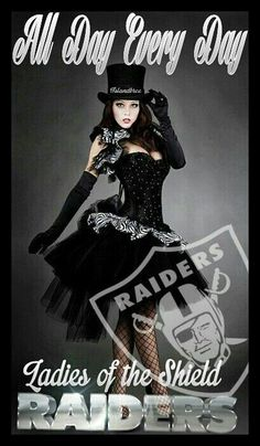 All Day, Every Day / Raiderette