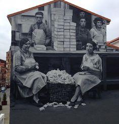 Streetart News [wall – Dadospuntocero, Rosk & Loste, Julieta XLF 3d Street Art, Street Art Banksy, Best Street Art, Street Artists, Italian Street, Graffiti Artwork, Street Gallery, Z Arts, Cultural