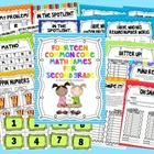 This set includes 14 math games that align with Common Core! Oh Snap!Not My Problem!... $