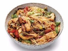 Chicken Stir-Fry |