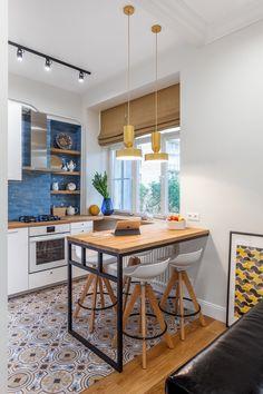 Country Homes Decor Kitchen Room Design, Modern Kitchen Design, Home Decor Kitchen, Kitchen Living, Interior Design Kitchen, Kitchen Furniture, Home Kitchens, Small Apartment Interior Design, Kitchen Ideas