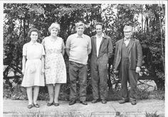 Bata Derbyshire & Blackburn Adlington Textile Mill Chorley Lancashire, 15 year long service award personnel July 8th 1970, photo courtesy Charles Novotny Family Archive, we have more photos of the looms and employees of this mill, contact BRRC or see website