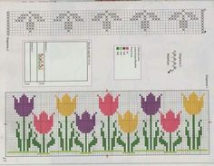 B Cross Stitch Embroidery, Embroidery Patterns, Cross Stitch Patterns, Knitting Patterns, Small Flowers, Diy Flowers, Flower Model, Free To Use Images, Snowflake Pattern