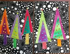 Christmas Trees, Vicki Welsh