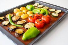 Sheik el mahshi- färsfyllda grönsaker