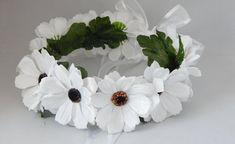 Flower crown headband for flower girlsfirst holly communion