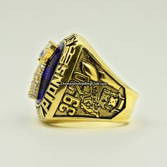 1986 New York Giants Super Bowl XXI Championship Ring. Best gift from www.championshipringclub.com for New York Giants fans. Custom your personalized championship ring now!