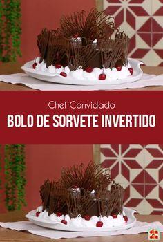 A culinarista Silvia Branconaro mostra como preparar esse gostoso bolo de chocolate meio amargo, ganache com uma calda trufada e um sorvete que não derrete fora da geladeira.