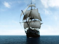I love the Classic Sailing Ships. If these would have stayed around :)