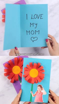 Papierblume Muttertagskarte The post Paper Flower Muttertagskarte appeared first on DIY Projekte. Papierblume Muttertagskarte The post Paper Flower Muttertagskarte appeared first on DIY Projekte. Easy Mother's Day Crafts, Mothers Day Crafts For Kids, Mothers Day Cards Craft, Toddler Crafts, Preschool Crafts, Mother's Day Activities, Health Activities, Mother's Day Diy, Paper Flower Tutorial