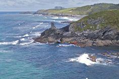 Ruta da Costa Naviega | Roteiros galegos
