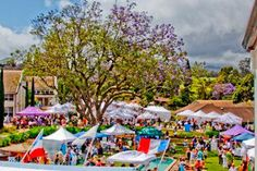 Seabury Hall Arts & Crafts, Makawao, Maui  - Always the day before Mother's Day