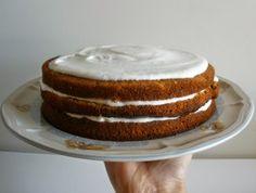 Un postre para Pantagruel: Parece que no ha colado...Tarta de Zanahoria Mágica/Carrot Cake