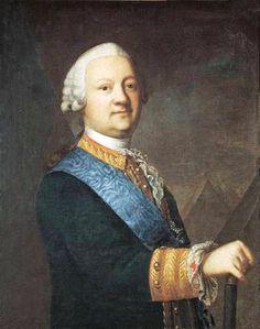 Портрет графа П.И. Панина. Не позднее 1767 г.