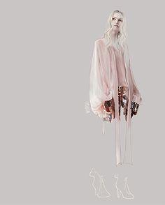 Chloé - fashion illustration