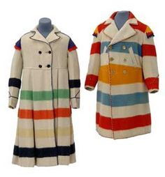 Late 19th/early 20th C. Historic Winter Carnival Coats, Minnesota Historical Society