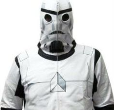 $59.99 USD : This is the hoodie you are looking for. Grab your awesome Storm Trooper Mask Hoodie right now!