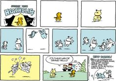 Heathcliff  comic for Jan/25/2015  « ArcaMax Publishing