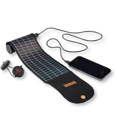 Bushnell Mini Solar Roll: Portable Chargers | Free Shipping at L.L.Bean