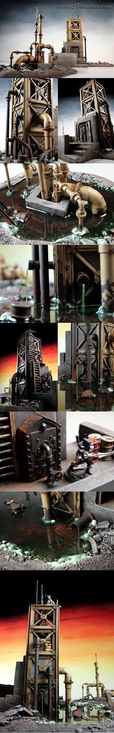 Image from http://images.dakkadakka.com/gallery/2011/3/31/203989-Goo,%20Industrial,%20Pipes,%20Sludge,%20Terrain,%20Tower,%20Toxic,%20Valves,%20Waste.jpg.