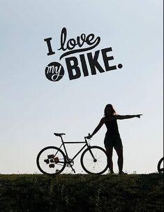 We need a bike riding Anthem