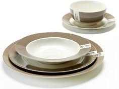 PANTONE Plate Small Ø 20 cm - Warm Grey 8C