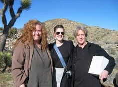 Jessica Barrymore (from left), Drew Barrymore and John Blyth Barrymore photographed in 2004 — the children of actor John Drew Barrymore.