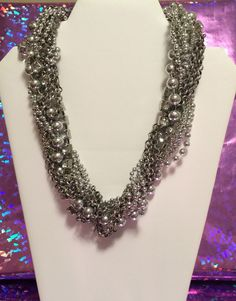 A personal favorite from my Etsy shop https://www.etsy.com/listing/272081068/necklace-multi-strand-and-mix-stones