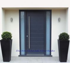 Our 6th source for midcentury modern entry doors - fiberglass, from ...