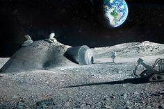 ΠΙΣΩ ΑΠΟ ΤΗΝ ΚΟΥΡΤΙΝΑ - NEWS: Η σελήνη είναι ένα καμουφλαρισμένο διαστημόπλοιο π...