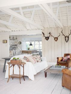 WEEKEND ESCAPE: A BEACH COTTAGE IN EAST SUSSEX, UK | style-files.com | Bloglovin�