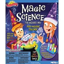 Coffret Magic Science