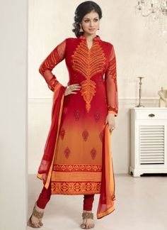 Ayesha Takia with best of collection Churidar Suits 2008