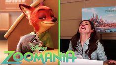 ZOOMANIA - Im Synchronstudio - Ab 3. März 2016 im Kino | Disney HD