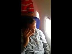 Watch this shameless man who #molested a #girl in Indigo flight and the girl bravely pictured him and exposed him in front of every one.