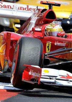 Fernando Alonso, Monaco 2012